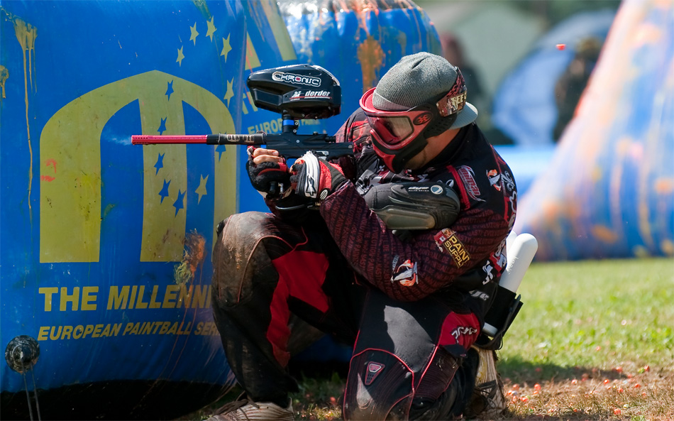Paintball Tactical Tips