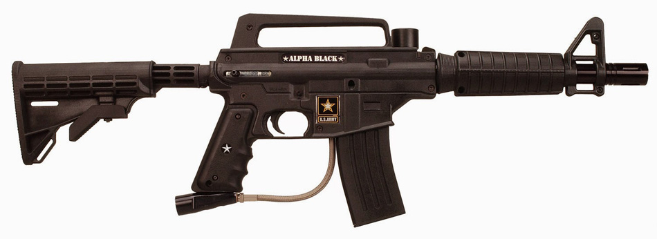 The Best Paintball Guns