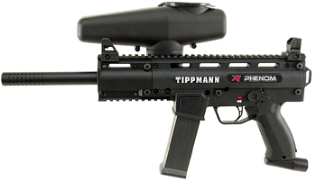 The Best Paintball Guns