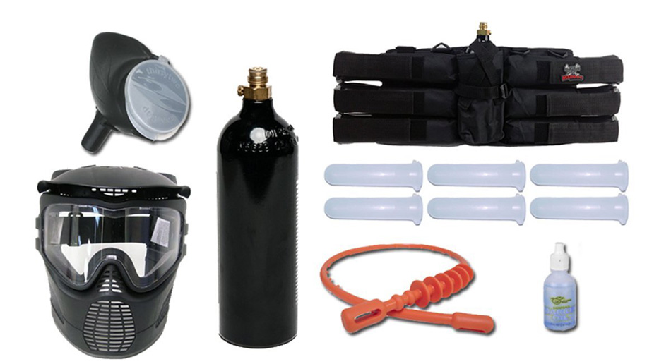 How to chose your Paintball Gear